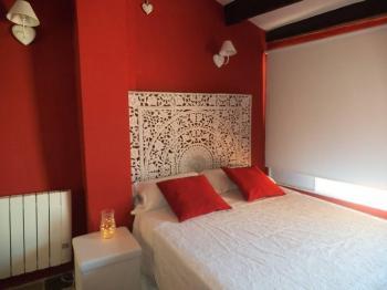 Alquier de Casa rural en Segorbe, Castellón para un máximo de 5 personas con 3 dormitorios
