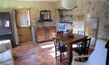 Alquier de Casa rural en Morella, Castellón para un máximo de 8 personas con 3 dormitorios