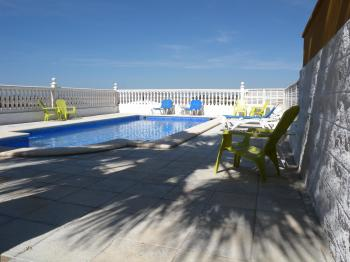 Alquier de Apartamento en Chiclana de la Frontera, Cádiz para un máximo de 6 personas con  1 dormitorio