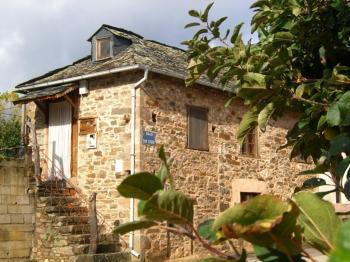 Alquier de Casa rural en León, León para un máximo de 4 personas con 2 dormitorios