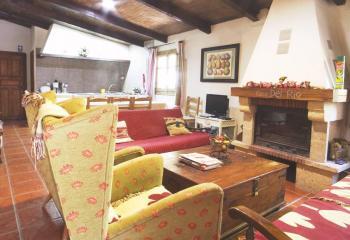 Alquier de Casa rural en Reocín de los Molinos, Cantabria para un máximo de 10 personas con 4 dormitorios