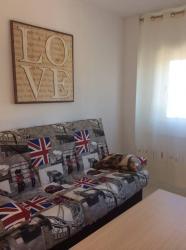 Alquier de Apartamento en La Manga, Murcia para un máximo de 2 personas con  1 dormitorio