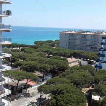 Alquier de Apartamento en Blanes, Girona para un máximo de 5 personas con 2 dormitorios