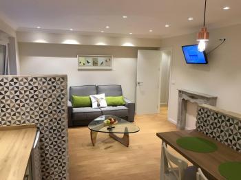 Alquier de Apartamento en Sarria, Lugo para un máximo de 6 personas con 3 dormitorios