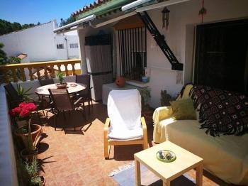 Alquier de Apartamento en Chiclana de la Frontera, Cádiz para un máximo de 2 personas con  1 dormitorio