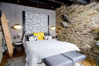 Alquier de Casa rural en Neipín, A Pontenova, Lugo para un máximo de 4 personas con  1 dormitorio