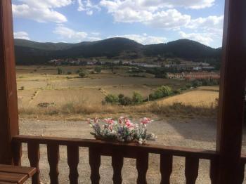 Alquier de Bungalow en Orihuela del Tremedal, Teruel para un máximo de 6 personas con 2 dormitorios