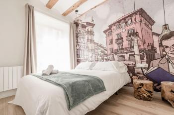 Alquier de Apartamento en Teruel, Teruel para un máximo de 6 personas con 2 dormitorios