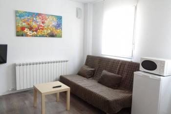 Alquier de Ático en Teruel, Teruel para un máximo de 2 personas con  1 dormitorio