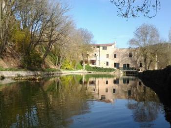 Alquier de Casa rural en Vimbodí, Tarragona para un máximo de 25 personas con 10 dormitorios