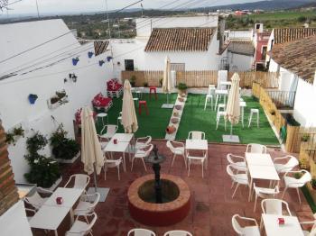 Alquier de Casa rural en Hornachuelos, Córdoba para un máximo de 15 personas con 7 dormitorios