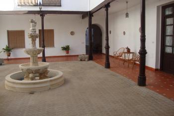 Alquier de Casa rural en Almagro, Ciudad Real para un máximo de 12 personas con 4 dormitorios