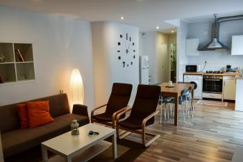 Alquier de Apartamento en Segorbe, Castellón para un máximo de 6 personas con 3 dormitorios