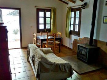 Alquier de Casa rural en Campo-Nubes, Córdoba para un máximo de 3 personas con  1 dormitorio