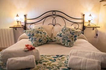 Alquier de Casa rural en Quesada, Jaén para un máximo de 2 personas con  1 dormitorio