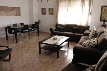 Alquier de Apartamento en Cáceres, Cáceres para un máximo de 8 personas con 3 dormitorios