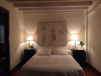 Alquier de Casa rural en Gata, Cáceres para un máximo de 2 personas con  1 dormitorio