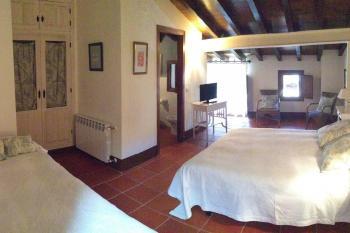 Alquier de Casa rural en Gata, Cáceres para un máximo de 4 personas con  1 dormitorio