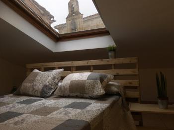 Alquier de Apartamento en Ciudad Rodrigo, Salamanca para un máximo de 3 personas con 2 dormitorios