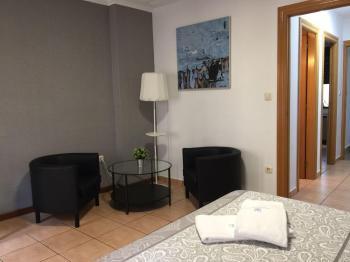 Alquier de Apartamento en Ciudad Rodrigo, Salamanca para un máximo de 2 personas con  1 dormitorio