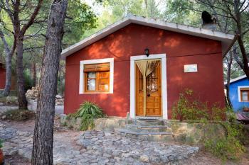Alquier de Casa en Blanca, Murcia para un máximo de 5 personas con 2 dormitorios