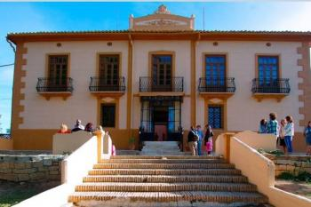 Alquier de Otros en Utiel, Valencia para un máximo de 4 personas con 2 dormitorios