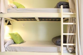 Alquier de Otros en Herrera de Pisuerga, Palencia para un máximo de 8 personas con  1 dormitorio