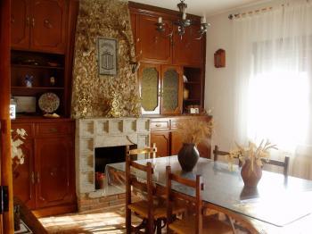 Alquier de Casa rural en Mingorría, Ávila para un máximo de 5 personas con 3 dormitorios