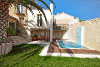 Alquier de Casa rural en Chelva, Valencia para un máximo de 7 personas con 3 dormitorios