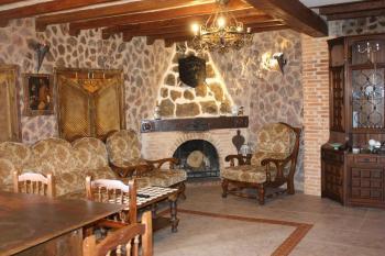 Alquier de Casa rural en Miranda del Castañar, Salamanca para un máximo de 10 personas con 4 dormitorios