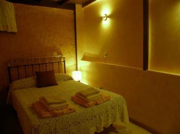 Alquier de Casa rural en Navalosa, Ávila para un máximo de 8 personas con 4 dormitorios