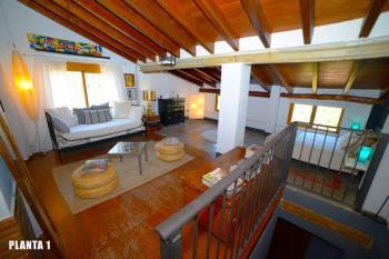 Alquier de Casa rural en Chulilla, Valencia para un máximo de 8 personas con 3 dormitorios