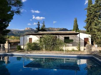 Alquier de Casa rural en Aledo, Murcia para un máximo de 8 personas con 3 dormitorios
