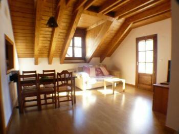 Alquier de Apartamento en Bielsa, Huesca para un máximo de 4 personas con 2 dormitorios