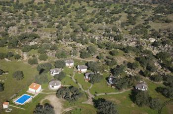 Alquier de Casa rural en La Roca de la Sierra, Badajoz para un máximo de 4 personas con  1 dormitorio