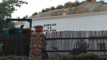 Alquier de Cueva en Granada, Granada para un máximo de 7 personas con 3 dormitorios
