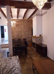 Alquier de Casa rural en Olocau, Valencia para un máximo de 10 personas con 4 dormitorios