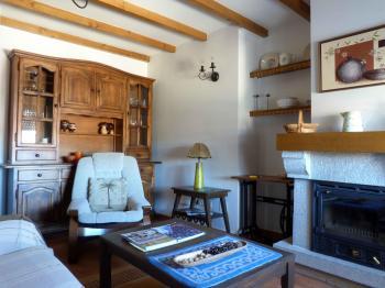 Alquier de Casa rural en Navarredonda de Gredos, Ávila para un máximo de 4 personas con 2 dormitorios